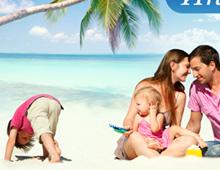 Lending page — туризм
