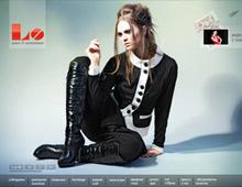 Промо-сайт LO. Осень 2010.