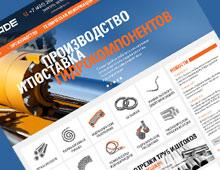 Сайт производителя уплотнений и РВД для гидравлических систем