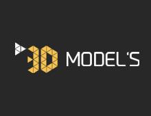 Сайт-каталог 3D-моделей